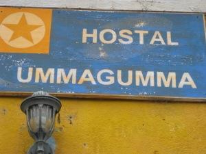 Guatemalan Hostel - Erin J. Bernard