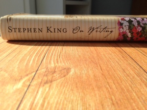 Erin J. Bernard, EJB Writing Studio, Stephen King, On Writing