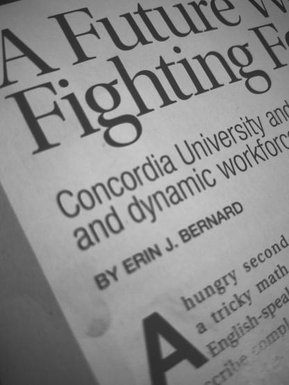 Magazine Byline - Erin J. Bernard