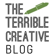 terrible creative blog, erin j bernard, ejbwritingstudio, content writing, blog for writers