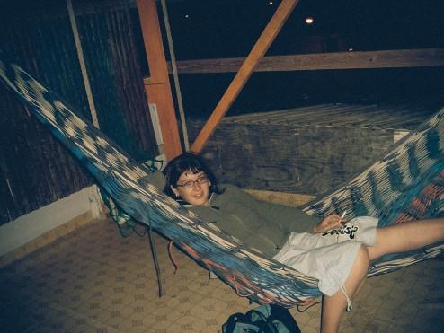 erin j bernard, ejb writing studio, hammock, caye caulker, belize